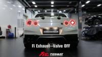 日产 Nissan GT-R 2017 x Fi Exhaust - 阀门开启声浪