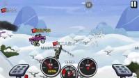 登山赛车2-雪人王国
