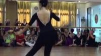 古典舞:半壶纱(背面)