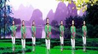 荆门市政广场舞《情歌赛过春江水》