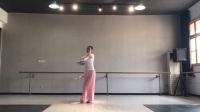 2017何老师原创扇舞《风筝误》正面示范