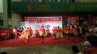 大石崮村广场舞队--红红的日子