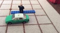 (我的玩具定格)出租车