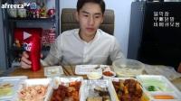 奔驰哥,韩国吃播大胃王吃货美食视频美食_美食圈_生活