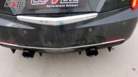 凯迪拉克ATSL改装CENDE森德中尾段阀门排气