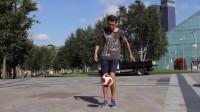 街头花式足球技巧教学ALATW (Tutorial) __ Freestyle Football