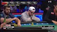 【德州扑克】177解说WSOP2017主赛事决赛桌09