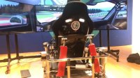 FACE WHEELS 动态赛车模拟器-环绕镜头