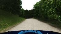 RBR(NGP物理)_原赛道系列_法国站_Joux Verte_福特嘉年华2017_引擎盖视角