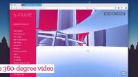 WebVR和A-Frame在Firefox中的展示