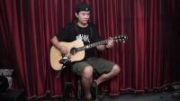 Kepma卡马单板吉他g1 葫芦娃大乱斗系列吉他评测