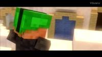迷你的超级战墻! 我的世界动画 迷你战墙