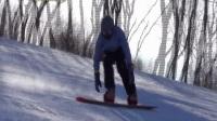 一鹤领滑 单板刻滑 基础练习(二)低位搓雪