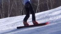 一鹤领滑 单板刻滑 基础练习(三)高位走刃