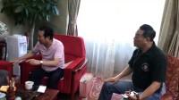 郭达老师开心地唱起了李派名剧《大登殿》