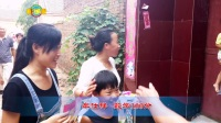河北成安翰林学校2017年8月12日给学生送喜报专题片