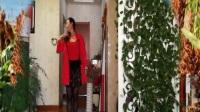 天津舞动好时光广场舞 吉祥系列作品展播之红高粱 室内版2 制作 细雨 041