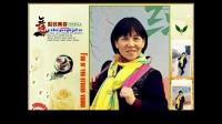 重庆万州「真诚」巫渓县舞协舞友在《鹰嘴山庄》的欢乐。