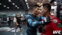 冠军真传!霍洛威、李景亮向中国MMA爱好者面授技艺