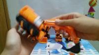 变变玩具屋视频45变形金刚 TFC大力神⑦海格力斯终极合体