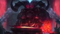 山隐之焰 奥恩登录界面动画