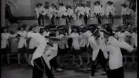 Swing Dancing and vernacular Jazz Dance in Stormy Weather