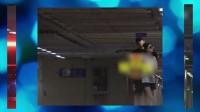 现场:王丽坤被爆恋情后现身机场 穿条纹衫身材消瘦