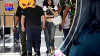 少女时代队长金泰妍机场遭袭 被挤倒在地惊恐哭泣