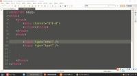 html5新增表单属性2