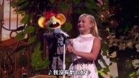 12歲腹語女孩再次登上美國達人秀,表演依舊讓評審驚艷(中文字幕)
