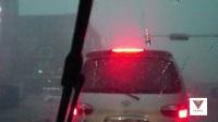 SONY XZ Premium 960fps超级慢速拍一下特大暴雨