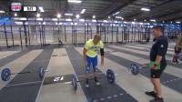 【去健身】2017.8 CrossFit Games 混合健身赛 - Masters 50-60+ Bar Fight