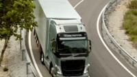 Volvo Trucks - Running footage of the new truck (new Volvo FH)