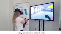 """""""不需要摄像头""""的手部跟踪硬件Finch VR"""
