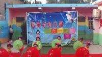 2017年小英才幼儿园六一汇演幼儿小伞舞烟花三月下扬州