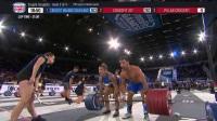 【去健身】2017.8 CrossFit Games 混合健身赛 - Team Couple Couplets