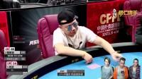【德州扑克CPPL短视频】终于等来一手好牌,却惨遭Bad-Beat