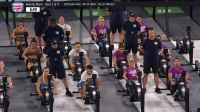【去健身】2017.8 CrossFit Games 混合健身赛 - Team Rowing Worm