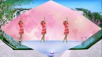 四川蓉蓉原创广场舞《有你的时光就是最美的歌》