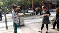 越剧《梁祝》十八相送(宁波中山公园)