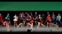 日本高校女子舞蹈致敬80年代,学完可称霸迪厅