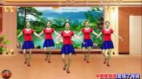 铜韵广场舞《红尘情歌》16步入门舞蹈