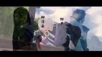 【剑网三】全门派系列之藏剑霸刀群像·刀剑如梦·预告片