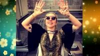 港台:女神Gaga跟疯看日全食 金孔雀装超抢戏