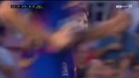 2017-18赛季西甲第1轮:巴塞罗那2:0皇家贝蒂斯