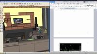 淄川中学创新教育处制作  3D设计课程  sketchup8 ——客厅(上)