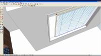 淄川中学创新教育处制作  3D设计课程  sketchup8 ——客厅(下)
