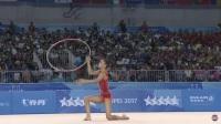 Yana Yarosh-Hoop AA-Universiade 2017