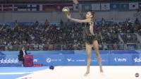 Yana Yarosh-Ball AA-Universiade 2017