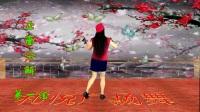 滨海新区汉沽和悦广场舞(红梅赞)原创--水兵舞